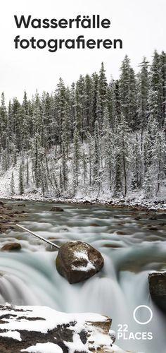Wasserfälle richtig fotografieren: Tipps und Tricks für fließendes Wasser