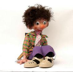 A no 2 Display Puppet.  Pelham Puppets. Marionettes. UK