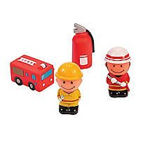 Pull them back and watch them speed away! These toy firetrucks are hot party favors for a fireman birthday party! Pullpack cars are fun and easy to use, and ...