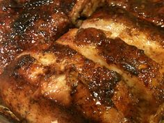 Honey Orange Butter Pork Tenderloin