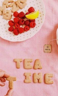 Tea time//