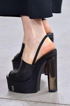 Calvin Klein at New York Spring 2015 (Details)