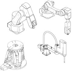 Some of Foxconn's patented robot designs