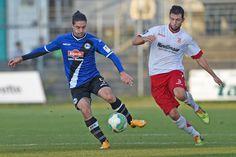 Arminias neuer Publikumsliebling will auch am Freitag gegen Mainz II die Strippen ziehen - Ulm mit ganz langem »U«