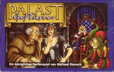 Palastgeflüster | Michael Rieneck | Adlung-Spiele