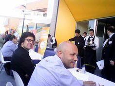 I Master Bantender Victor Bolea y Roberto Chueca, Cafes El Criollo, Miembros del Jurado