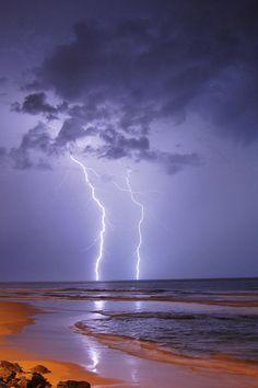 Double Lightning Strike