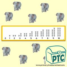 A great selection of high quality number shape resources with topical images used. You can use these useful number shapes resources with the popular n. Teaching Activities, Sensory Activities, Math Resources, Teaching Ideas, Numicon, Maths Area, African Animals, African Safari, Display Banners