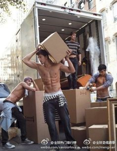 Yep, this is who I'm gonna hire for our house move :-)