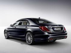 #Mercedes-Benz V12-Powered S600