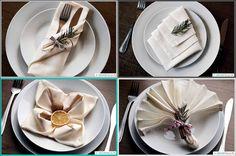 Napkin Rings, Christmas Ideas, Napkins, Handmade, Decor, Hand Made, Decoration, Towels, Dinner Napkins