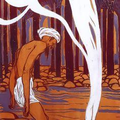 Duilio Cambellotti, illustrazioni