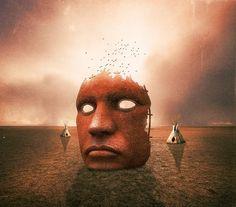 Face Totem by crilleb50.deviantart.com on @deviantART