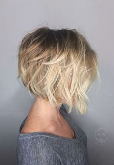 Best 20+ Messy Bob Hairstyles ideas