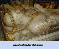 John Beufort, 1st Earl of Somerset