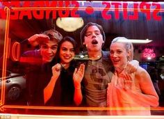 the riverdale gang!: Archie, Veronica, Jughead, & Betty
