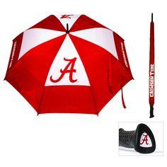 Alabama Crimson Tide NCAA 62 inch Double Canopy Umbrella
