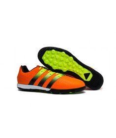 wholesale dealer 985a9 1052b Adidas ACE 16.2 Messi TF Zapatillas futbol sala naranja negro