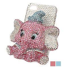 Dumbo the elephant bling iphone case ❤❤❤