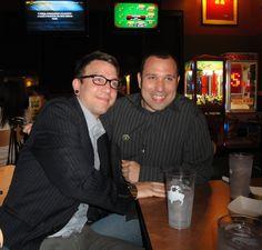 Daniel, Logan...... celebrating after graduation!