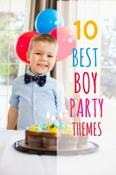 Party Themes for boys. Check out our other birthday party ideas: https://secure.zeald.com/under5s/results.html?q=birthday+part