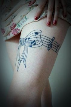 40 Best Music Tattoo Designs | Tattooton