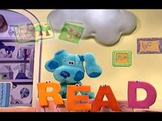 Blue Clues Sing Alphabet