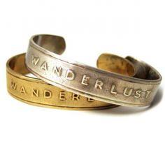 Wanderlust Cuff