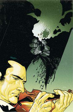 Ryan Sook | Victorian Undead II: Sherlock Holmes vs Dracula #4