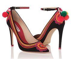 Caroline Issa x L.K. Bennett Shoe