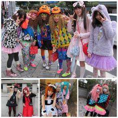 La Carmina, Japanese street style modeling on the cover of Adone Magazine: http://www.lacarmina.com/blog/2013/04/japan-street-fashion-snaps-liz-lisa-adone-magazine/    harajuku girls, tokyo crazy clothes, style tribes