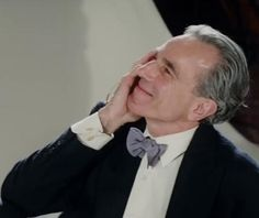 Reynolds Woodcock shines in his custom made suit by Anderson & Sheppard in Phantom Thread