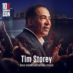 World-Renowned Motivational & Inspirational Speaker Tim Storey will keynote  http://10XGrowthCon.com Creating Paths for Success @timstoreypic.twitter.com/1PPqWe5FtD
