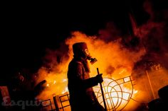 Photos From the Protester's Side of Ukraine's Riots