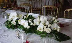dahlia, freesia, lisianthus, orchidée