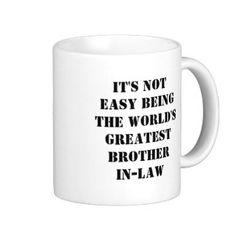 Brother-In-Law Coffee Mug