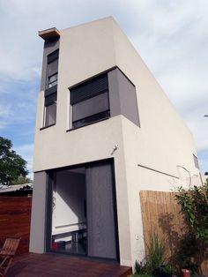 narrow house by ohad yehieli - designboom | architecture