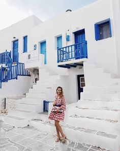 407 Likes, 14 Comments - Silia Greek Island Hopping, Island Outfit, Greek Islands, Vienna, Greece, Amazing, Outfits, Instagram, Greek Isles