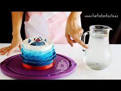 ¿Se puede refrigerar una tarta fondant? - YouTube