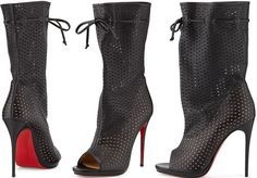 Christian Louboutin Perforated Napa - on pre-order can't wait!!!
