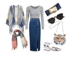 """""""Untitled #2"""" by sameeha4798 on Polyvore featuring WithChic, Dorothy Perkins, Tory Burch, Christian Dior, women's clothing, women, female, woman, misses and juniors"""