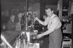William Ralph 'Dixie' Dean pulling a pint at his pub 'The Dublin Packet' in Chester city centre. Football Music, Chester City Centre, I Hate Love, Everton Fc, Dublin, Liverpool, Dean, Club, Soccer