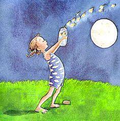 Vera Rosenberry (children's illustrator) and the magic of Fireflies!