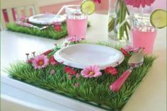 tinkerbell party ideas - Google Search