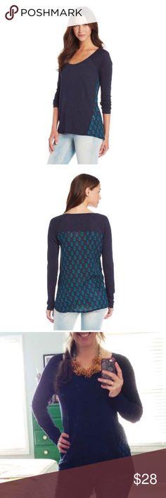 Lucky brand peter dunham top shirt long sleeve No trades Lucky Brand Tops Tees - Long Sleeve