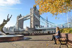 10 locais para tirar fotos maravilhosas em Londres - Tower Bridge