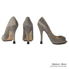 QUICK TIPS® Slip-On High Heel Caps, Medium gogoheel.com
