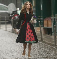 Favorite dress from Season 7 of Sex In The City