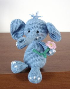 Use the head only and a granny square for a lovey ( add a bow by the ear )