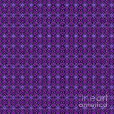Purple, green and blue repeating mandala pattern by Tracey Lee Art Designs Mandala Pattern, Pattern Art, Art Designs, Fine Art America, Purple, Blue, Digital Art, Greeting Cards, Shops